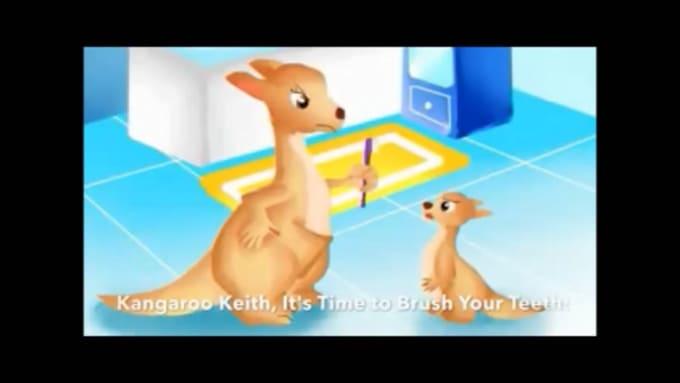 Kangaroo Keith Audiobook Read by Author