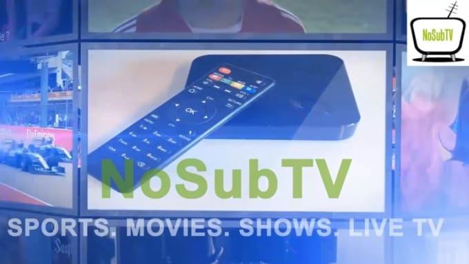NoSubTv new Revised