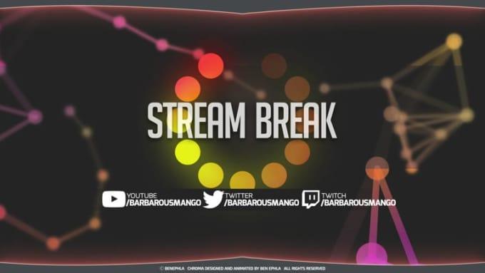 CHROMA - BREAK Panel