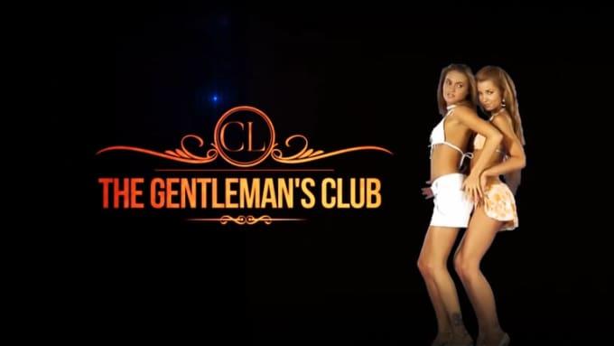 two girls dance The Gentlemans Club 720p