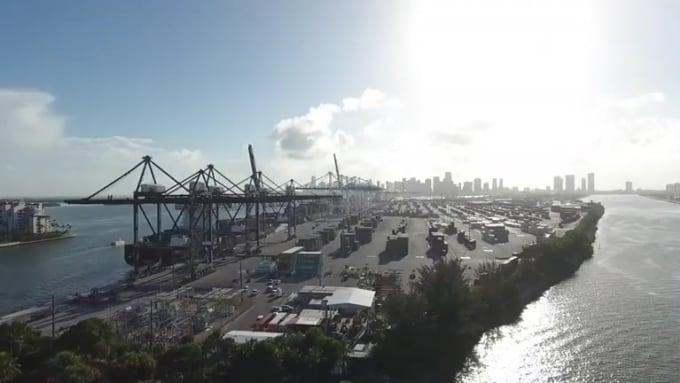 Miami Port ID1950379 UHD