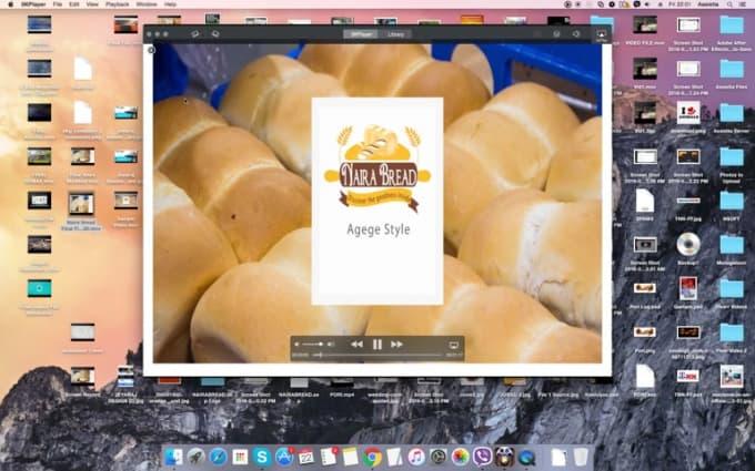 Test Naira Bread