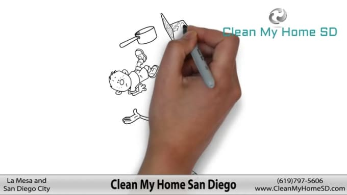 Home Cleaning Video