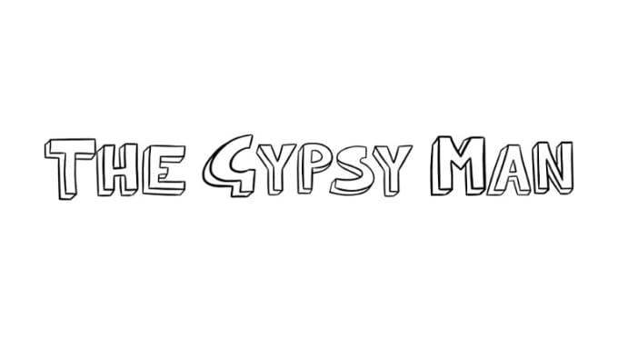Geof Pearson The Gypsy Man 48op