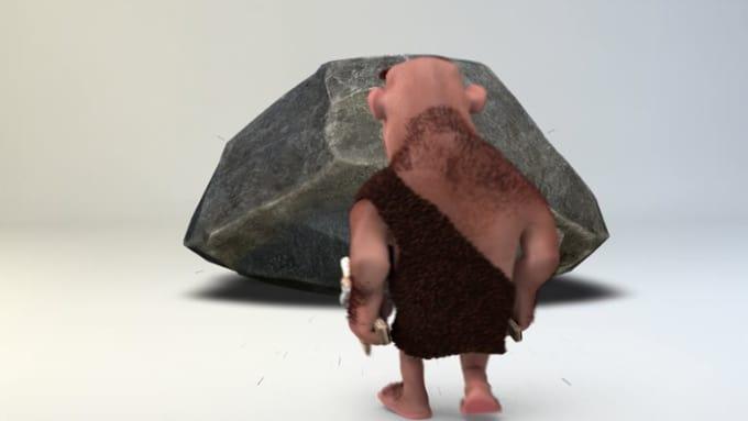 Caveman English Full HD Video