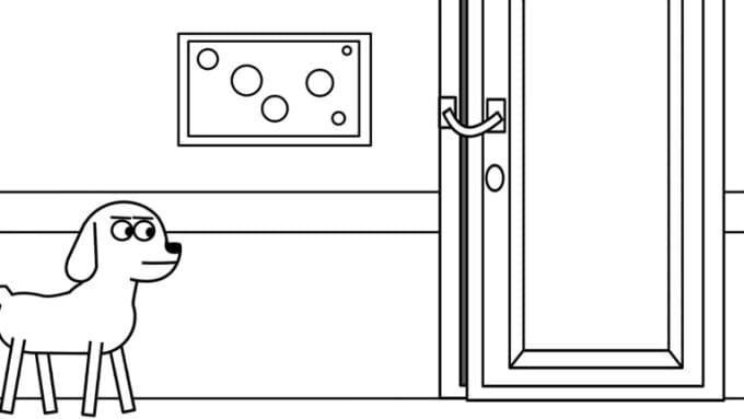 cat door final