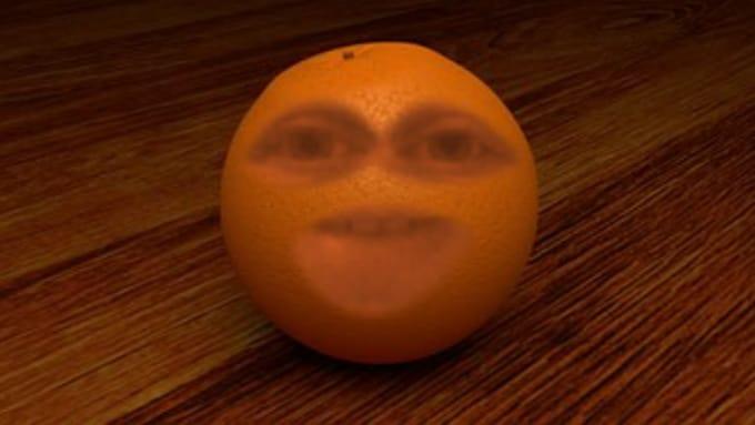 Orange german 2