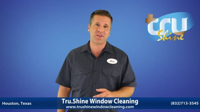 Window Washing Video