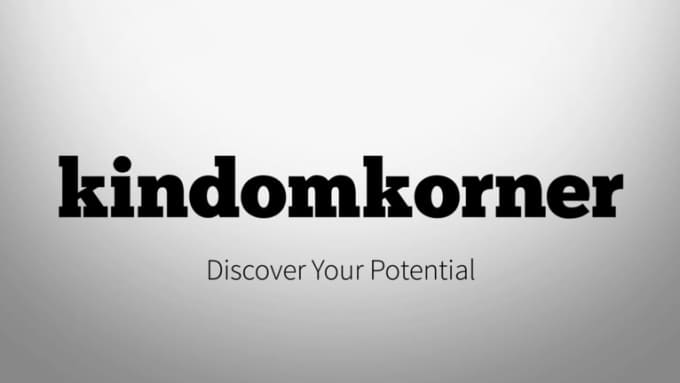 kindomkorner Simple Logo 720p Basic