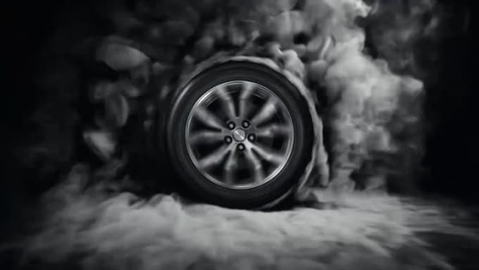 drift logo animation