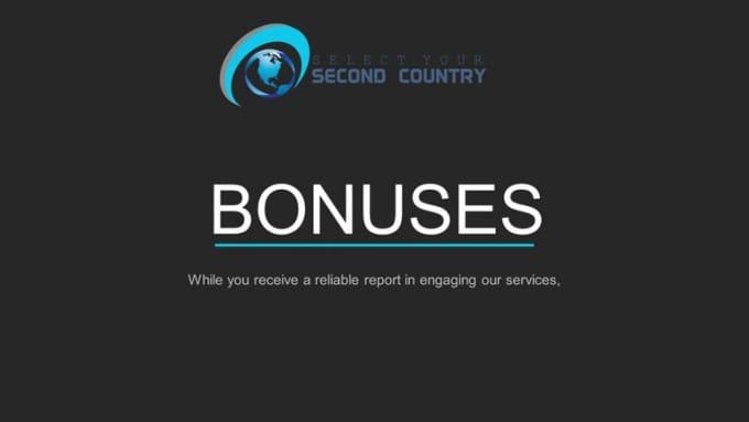 Bonus video