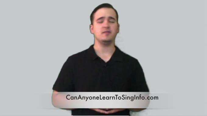 Singing- One