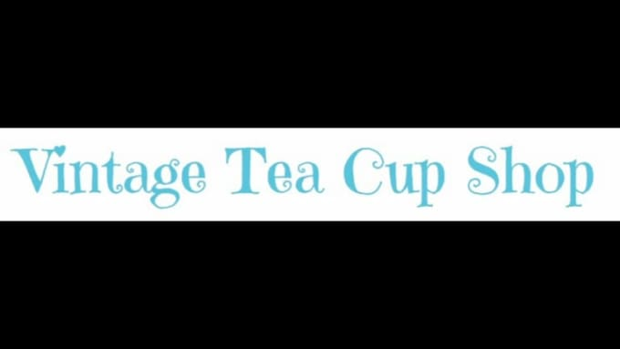 Vintage Tea Cup Shop