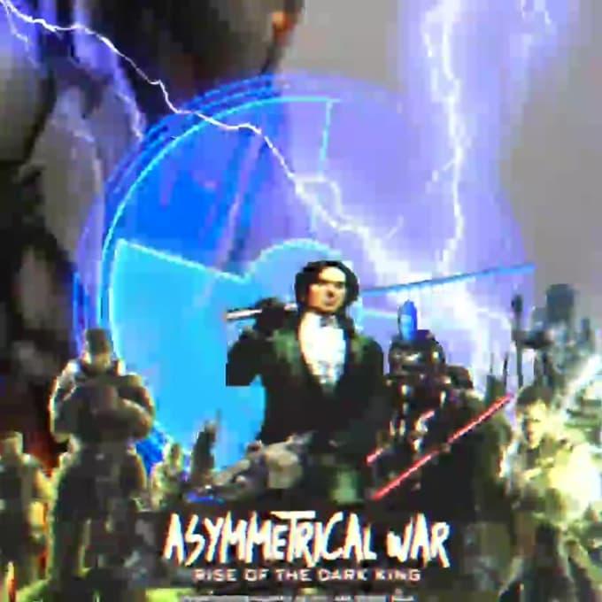 Assymetrical War v2 - Vine - Wildcard Digital