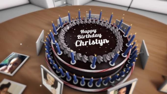 lucaya_242_birthday video - cake