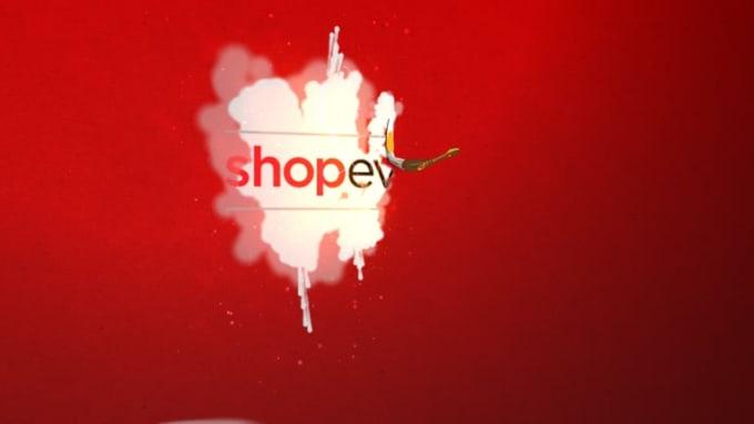 shop video intro