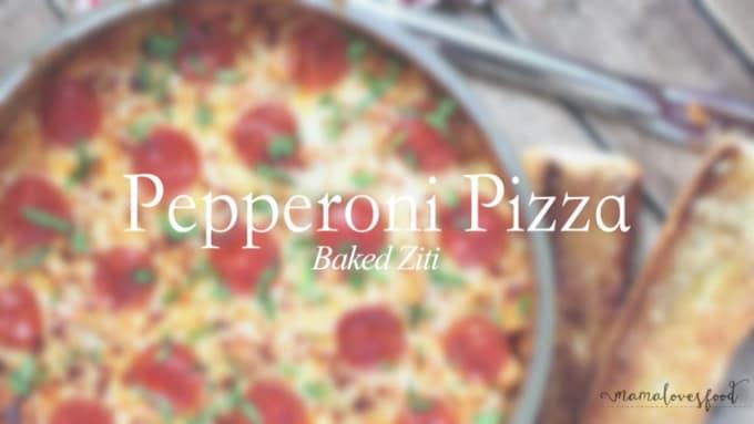 Pepperoni Pizza v2