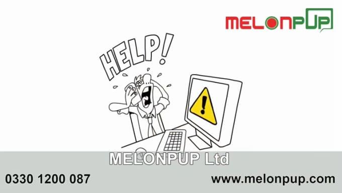 MelonPup Animation 1