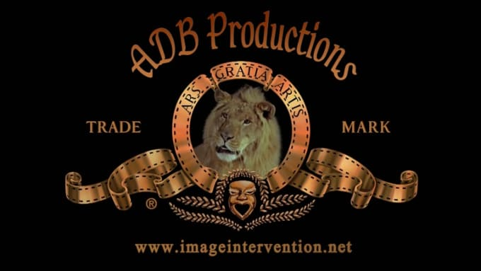 ADB productions video intro