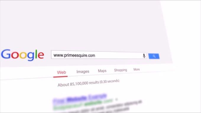 Google commercial fiverr