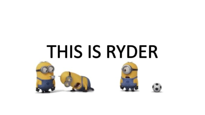 THIS IS RYDER V2