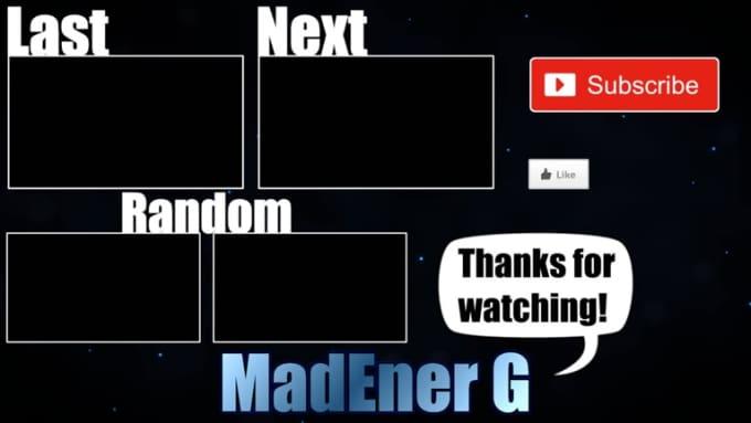 MadEnerG Outro