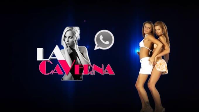 two girls dance LaCaverna 720p