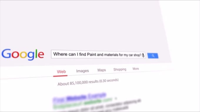 Auto google commercial