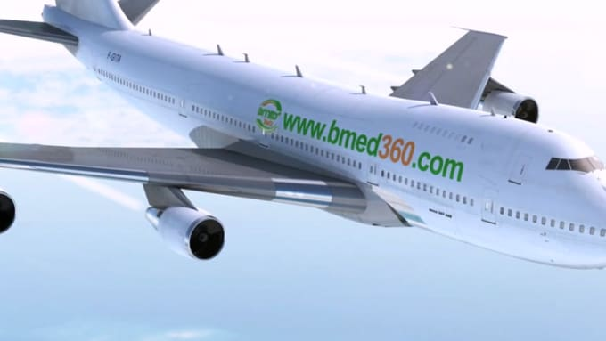 BMED 747 new look