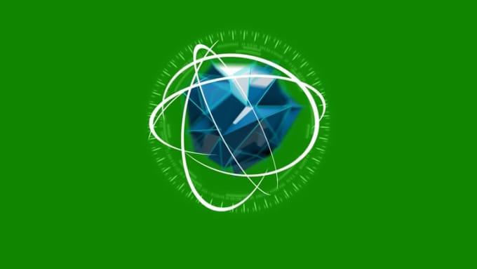20 green bg