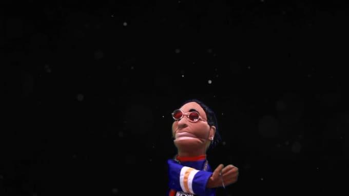 puppets message gig for truegentinphx  D
