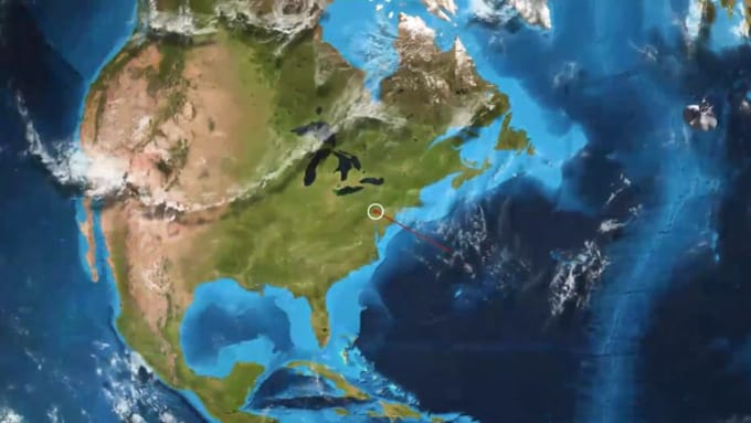 Harrisburg, PA_earth zoom in