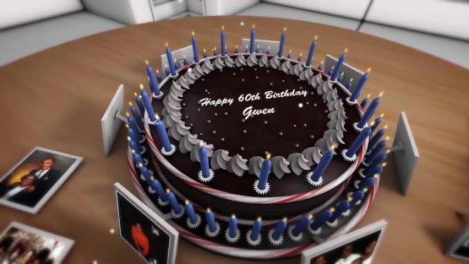 birthday video 1