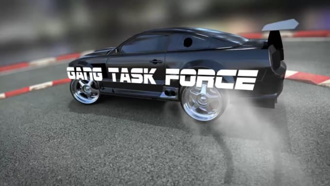 GANG TASK FORCE