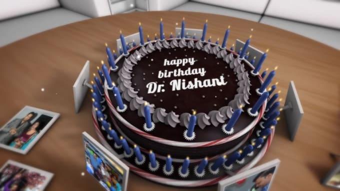 cellbless_birthday video - cake