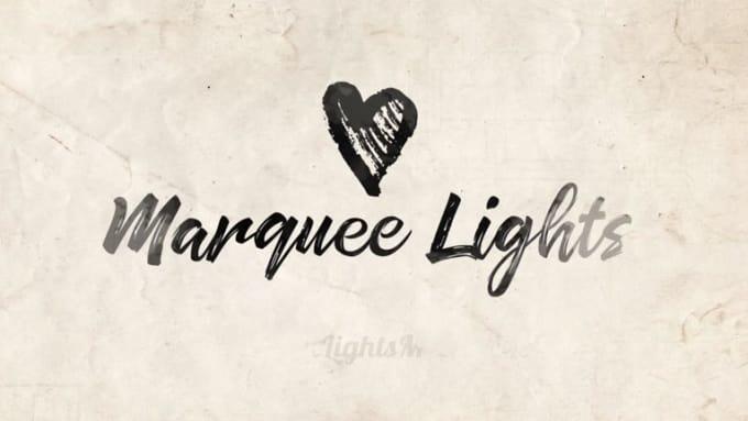 MarqueeLights