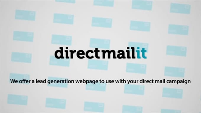 Direct Mail It