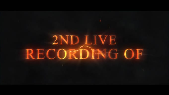 Redefined  Live Recording Part 1