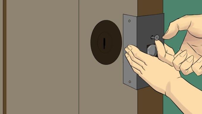 Door Animation P2 - Step 2