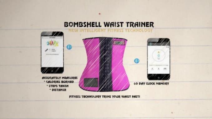 Bombshell Waist Trainer