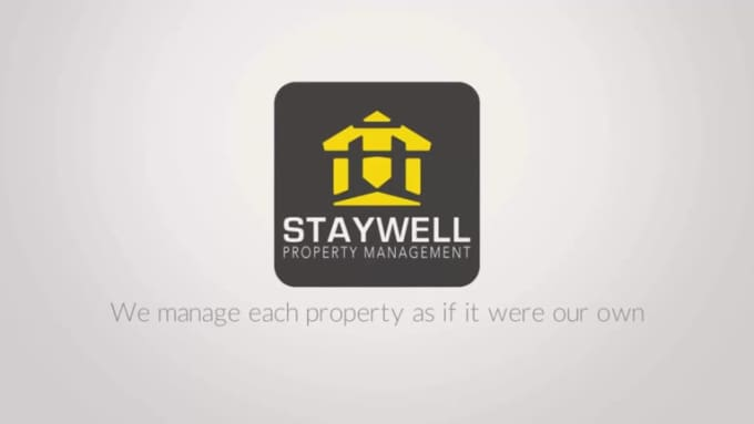 Staywell Property Management video ver3