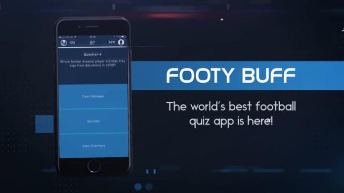 Footy Buff Trendy iPhone FULL HD v2