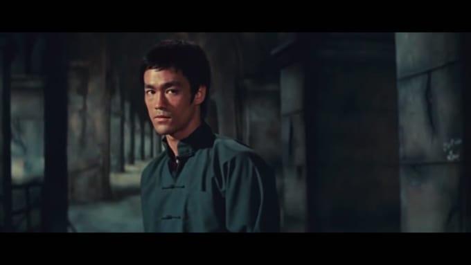 Bruce Lee technique