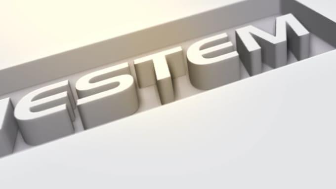 Stylish Logo Full HD 1920 x 1080p