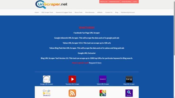 URL Scraper Tools