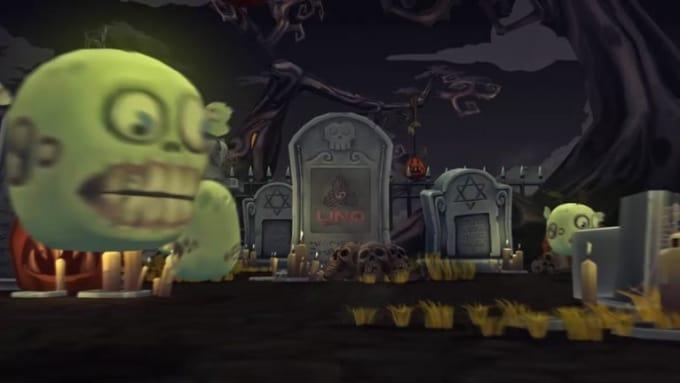 halloween Linq 1