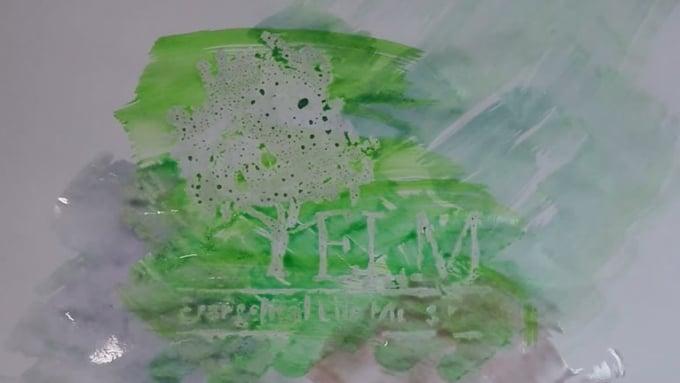 impressionist speed paint video 909911