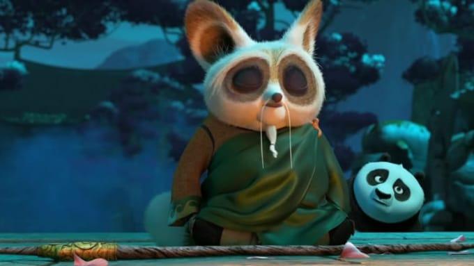 Kunfu panda Sifu 2