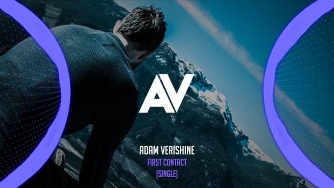 Adam Verishine - First Contact_1
