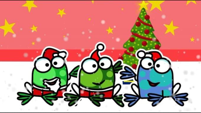Hoppy Christmas1